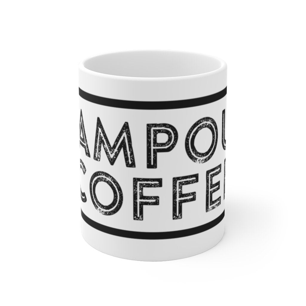 Campout Coffee Ceramic Mug - Campout Coffee