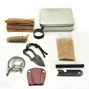 Pocket Survival Fire Starting Kit