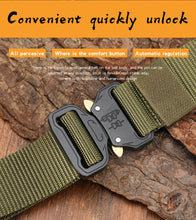 Load image into Gallery viewer, Prepper New Nylon Tactical Military Belt