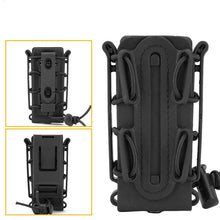 Load image into Gallery viewer, Prepper Tactical Molle 9MM Waist Magazine Pouch (FREE SHIPPING)