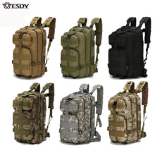 Load image into Gallery viewer, Prepper Military Rucksacks 1000D Nylon Waterproof Tactical Backpack