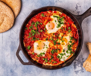 Origins and Varieties of Shakshuka