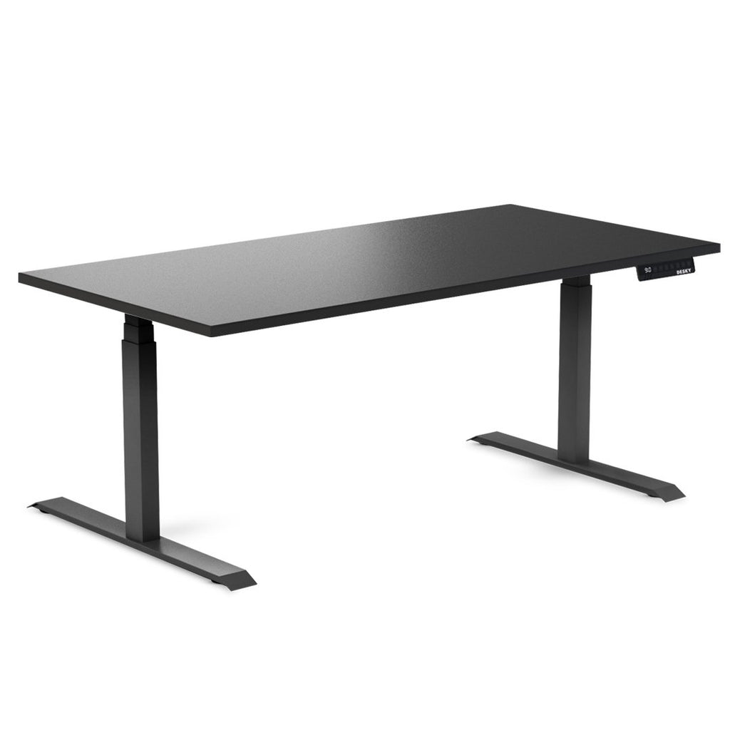 OCD Mega Dual Sit Stand Gaming Desk