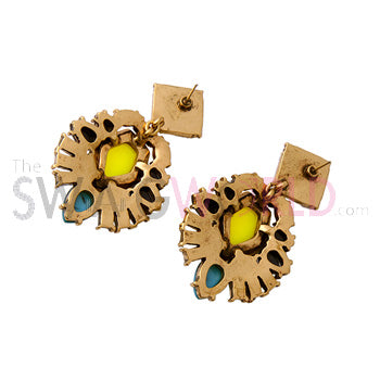 Aarushi Earrings - TheSwagWorld