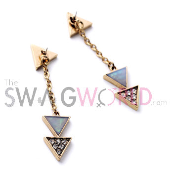 Aashi Earrings - TheSwagWorld