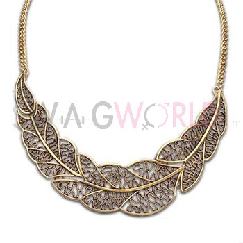 Addo Gold Choker Necklace - TheSwagWorld