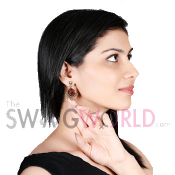 Ambalika Earrings - TheSwagWorld