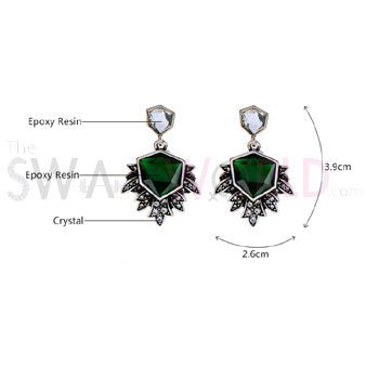 Bosky Earrings - TheSwagWorld