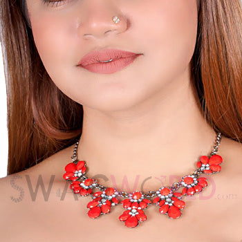 Candy Red Necklace - TheSwagWorld