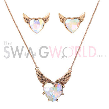 Chanchal Mann Necklace Set - TheSwagWorld