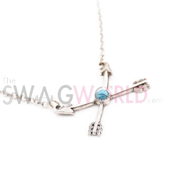 Criss Cross Necklace - TheSwagWorld