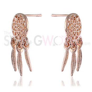 Dreamcatcher Earrings - TheSwagWorld