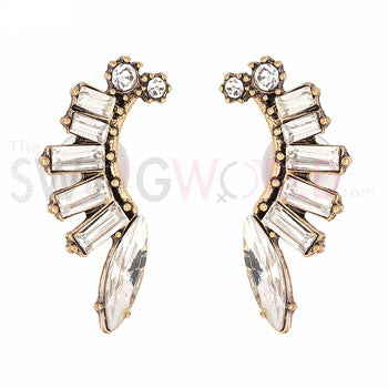 Haley Earrings - TheSwagWorld