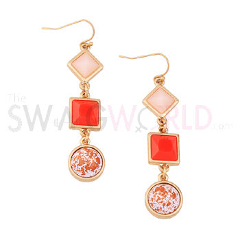 Kimberly Earrings - TheSwagWorld