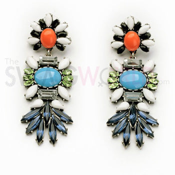 Madison Earrings - TheSwagWorld