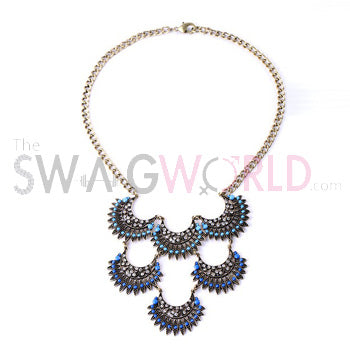 Princess Crown Necklace - TheSwagWorld