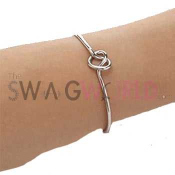 Silver Knot - TheSwagWorld