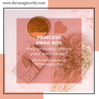 Princess Swag Box for 1 month