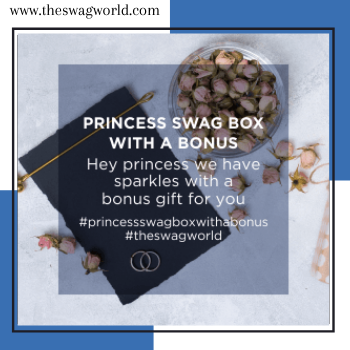 Princess Swag box With a bonus for 1 month