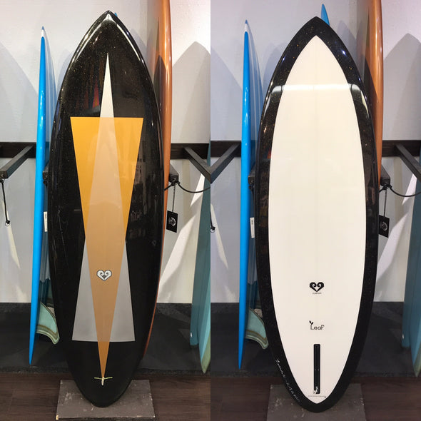 Takeda Customs Leaf 5'6""