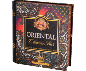 Tea Book - Oriental Collection No.I