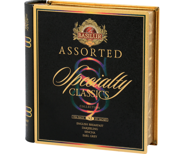 Tea Book - Specailty Classic Assorted