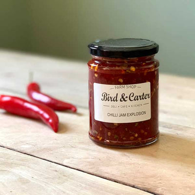 Bird & Carter Chilli Jam Explosion