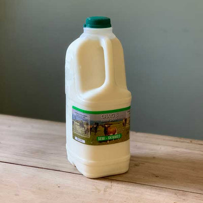 Semi Skimmed Milk