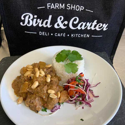 Bird & Carter Beef Massamam
