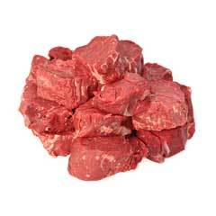 Traditional Beef Diced Beef
