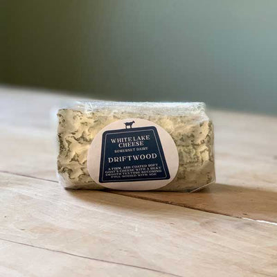 Driftwood Goat Cheese