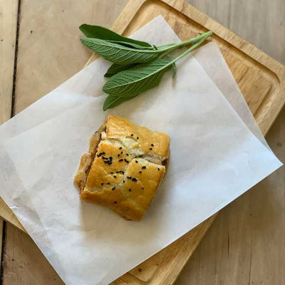 Pork and Apple Sausage Roll