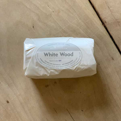 White Wood Goat Cheese