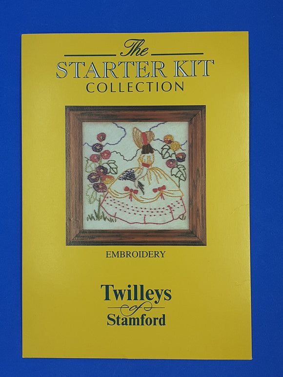 Twilleys Starter Kit Embroidery