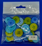 Pack of Buttons