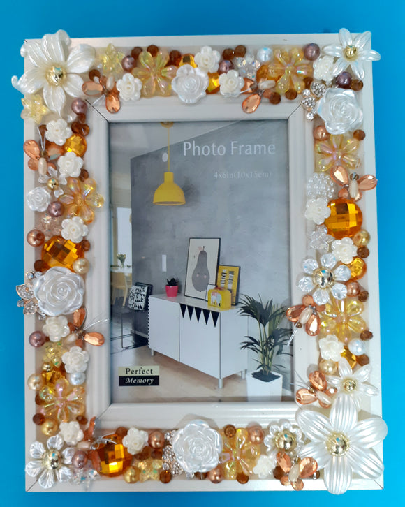 Photo Frame Kit - Jewels