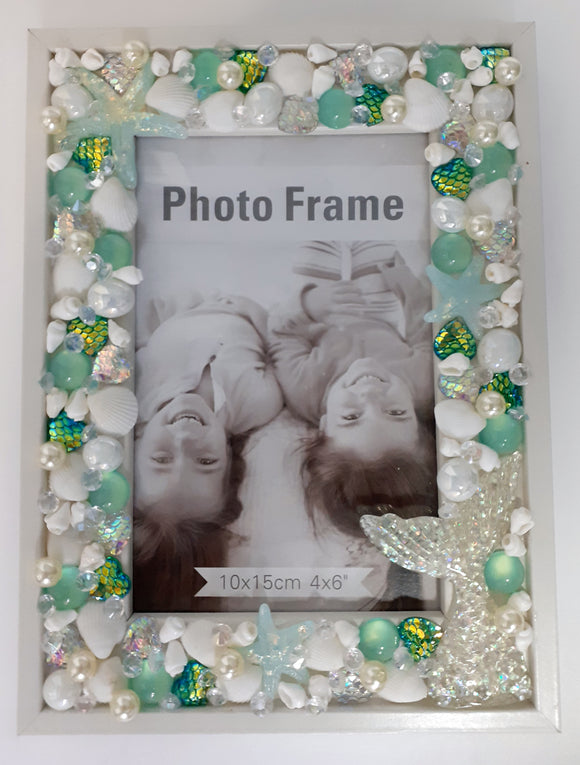 Photo Frame Kit - Mermaid