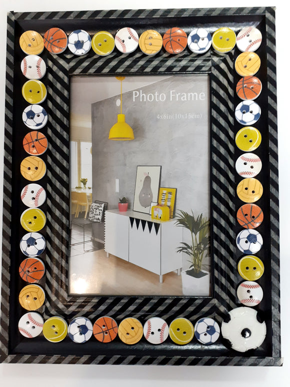 Photo Frame Kit - Sporty