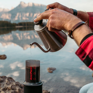 AeroPress Go Riverside Brewer