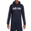 Adidas Essentials 3-Stripes Pullover Hoodie