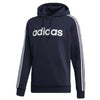 Adidas Essentials 3-Stripes Pullover Hoodie - Valley Sports UK