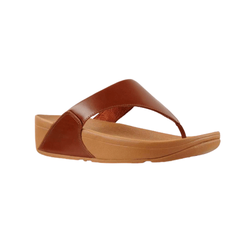 FitFlop Lulu Leather Toe Womens Sandals - Valley Sports UK