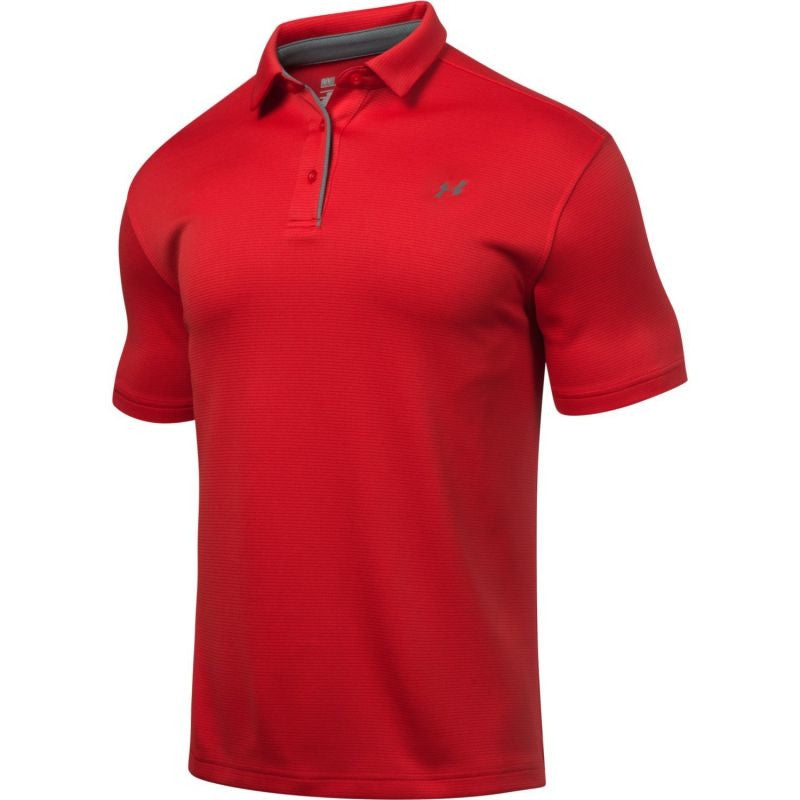 Under Armour Tech Polo T-Shirt - Valley Sports UK