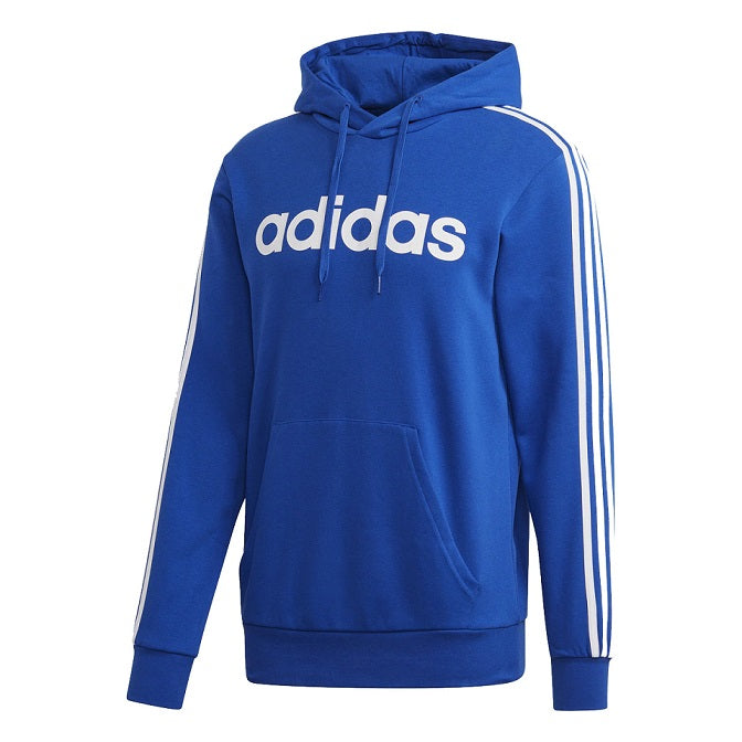 Adidas Men's  Essentials 3-Stripes Hoodie - Valley Sports UK