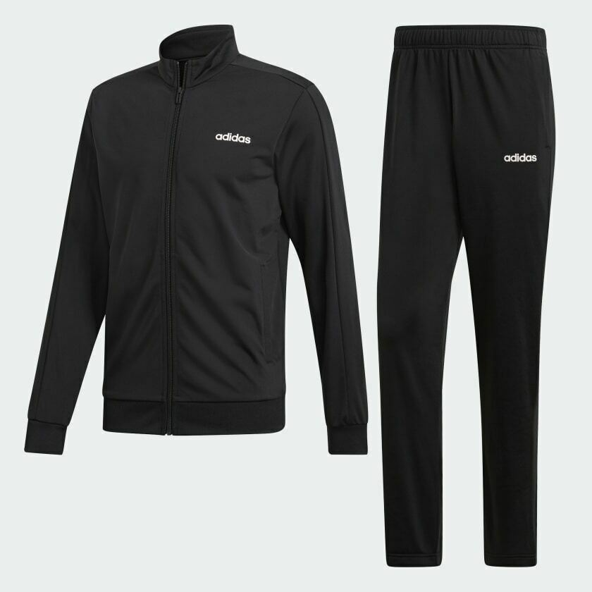 ADIDAS ESSENTIALS BASICS TRACKSUIT