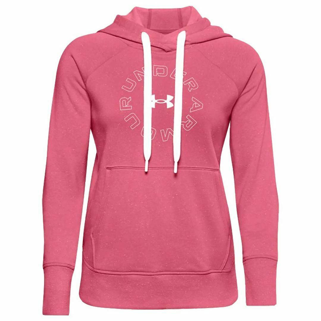 Under Armour Bluza Ua Rival Fleece Metallic Hoodie - Valley Sports UK