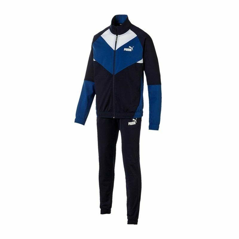 PUMA CB Core Basics Men's Retro Tracksuit