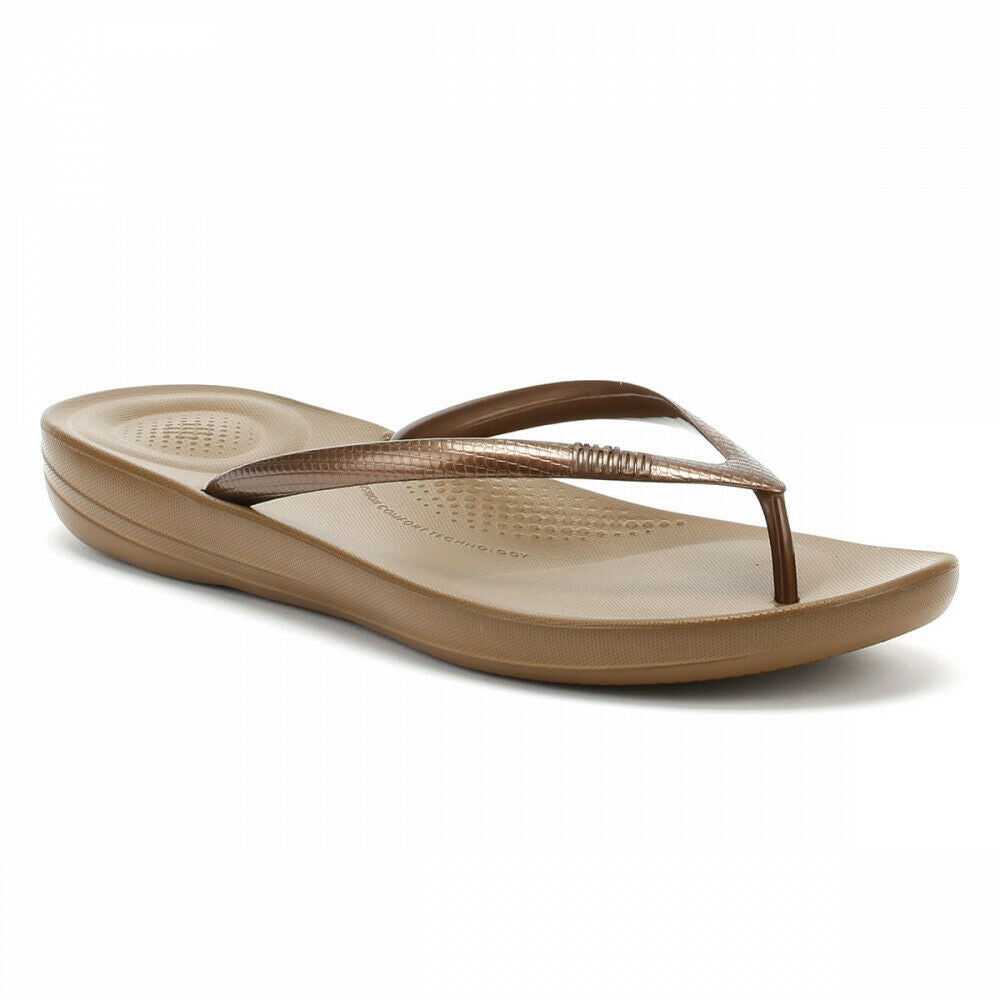 Fitflop iQushion Womens Flip Flops
