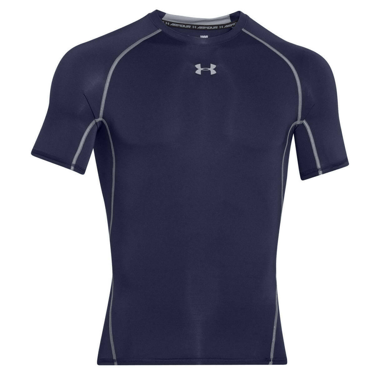 UNDER ARMOUR MEN'S HEATGEAR SHORT SLEEVE COMPRESSION SHIRT