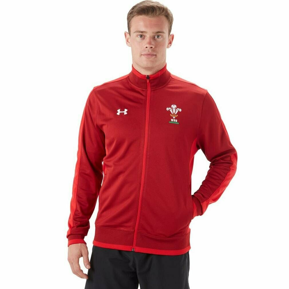 Under Armour Rugby WRU WELSH Jacket - Valley Sports UK